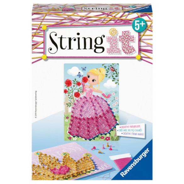 String it Mini: Pink Princess