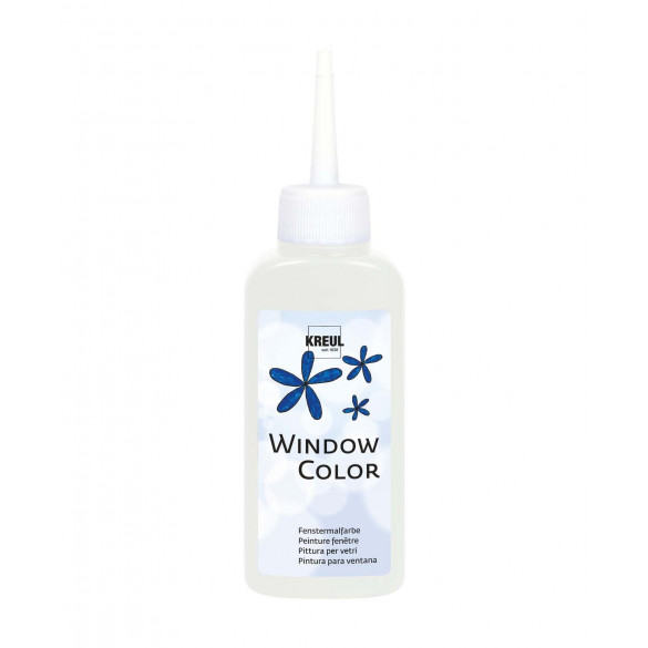 KREUL Window Color Schneeweiß 80 ml