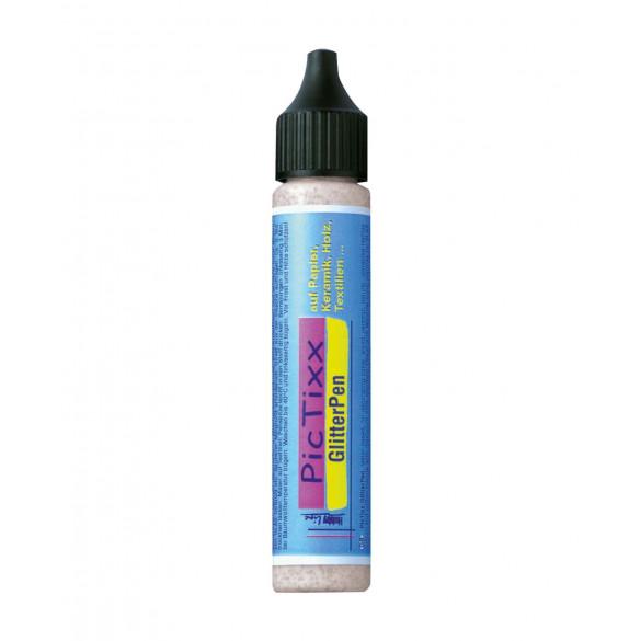 KREUL PicTixx GlitterPen Silber 29 ml