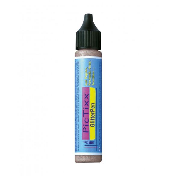 KREUL PicTixx GlitterPen Schwarz 29 ml