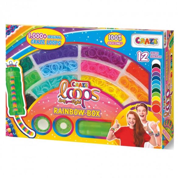 Loops Rainbow Box