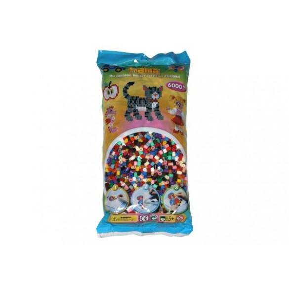 Perlen 6000 Stück
