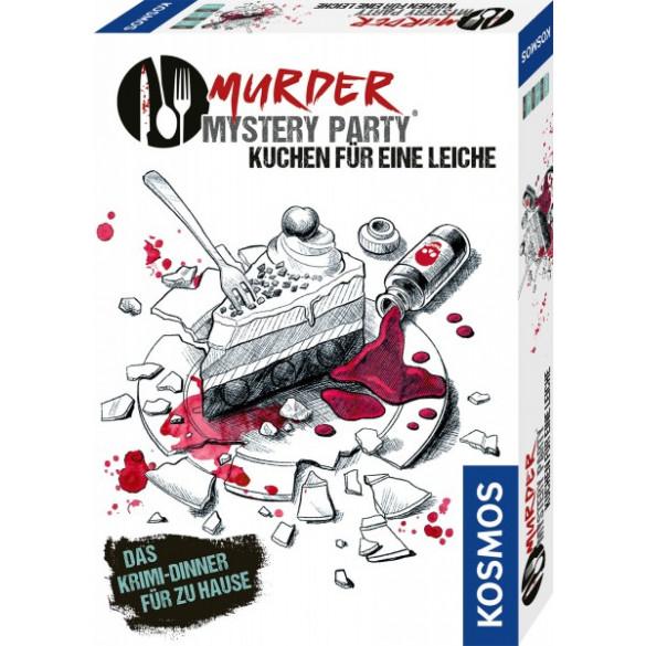 Murder Mystery Party - Kuchen für eine Leiche