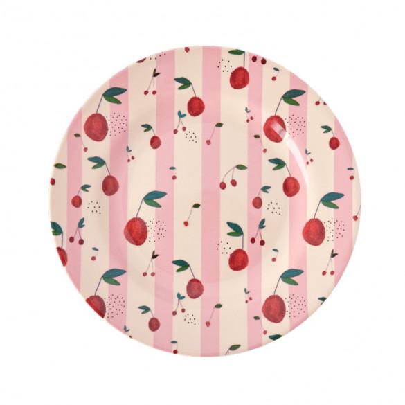 Cherry Print Teller