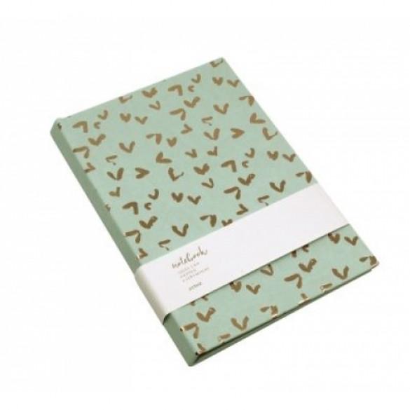 Notizbuch mint