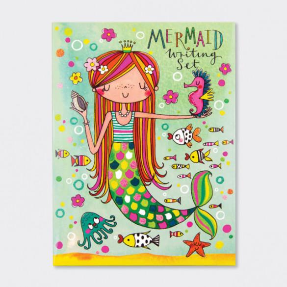 Briefpapier-Set Mermaid