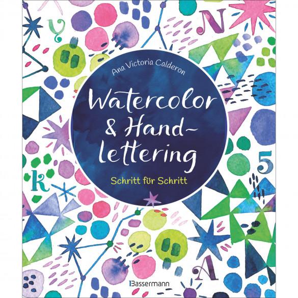 Watercolor & Handlettering