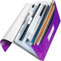 Projektmappe A4 violett