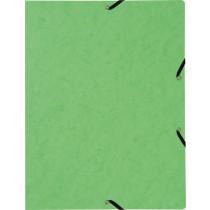 Biella Gummibandmappe Hellgrün