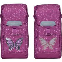 Beckmann Kindergartenrucksack Classic Mini Butterfly