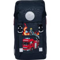 Beckmann Kindergartenrucksack Classic Mini Fire Truck