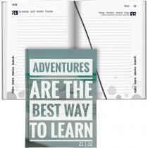 Schüleragenda Adventure