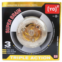 Yo-Yo Gold Edition Verpackung