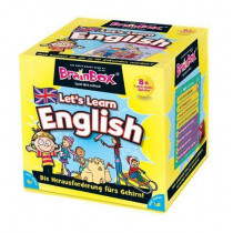 BrainBox - Let's learn English