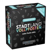Kartenspiel Stadt Land Vollpfosten Junior