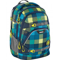 Schulrucksack Scalerale Lime District