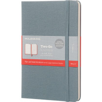 Moleskine Notizbuch Two- Go