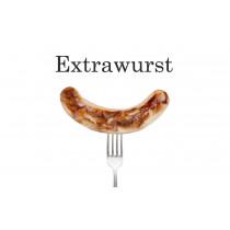 Serviette Extrawurst