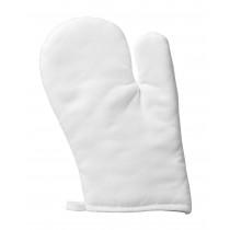 Ofenhandschuh 20 x 30 cm, weiss