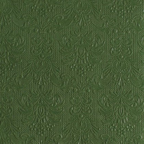 Serviette Ellegance Dark Green