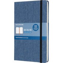 Moleskine Notizbuch Denim