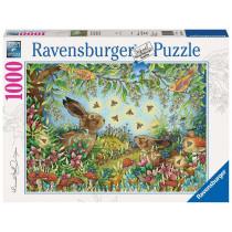 Puzzle Nächtlicher Zauberwald