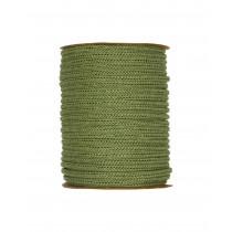 Papier Strickschlauch ø 4 mm grün