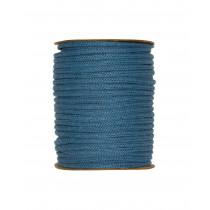 Papier Strickschlauch ø 4 mm dunkelblau