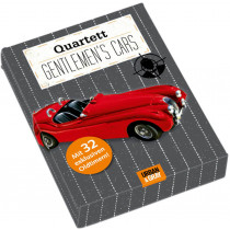 "Quartett ""Gentlemen's Cars"""