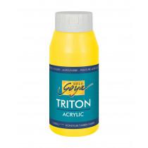 SOLO GOYA Triton Acrylic Echtgelb hell 750 ml