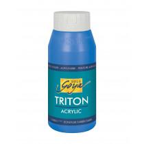 SOLO GOYA Triton Acrylic Primärblau 750 ml