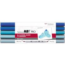 Tombow ABT Pro 5er Set Brushpens