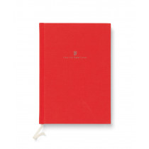 Graf von Faber-Castell Notizbuch A5 blanko India Red