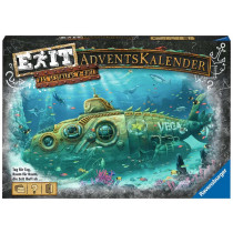 Adventskalender EXIT - Das gesunkene U-Boot