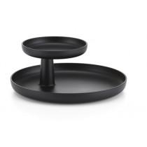 Deko Rotary Tray schwarz