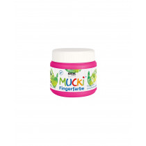 MUCKI Fingerfarbe Pink 150 ml