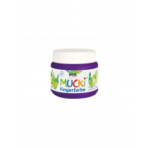 MUCKI Fingerfarbe Violett150 ml