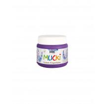 MUCKI Funkel-Fingerfarbe Zauber-Lila 150 ml