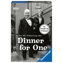 Partyspiel Dinner for One