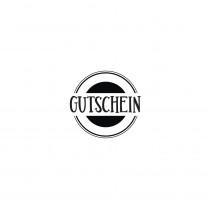 """Stempel """"Gutschein"""""""