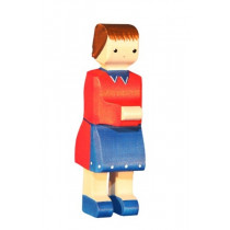 Trauffer Trudy (Mädchen rot)