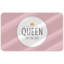 Schneidebrett Queen of the Day