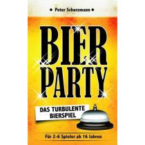 Kartenspiel Bierparty
