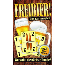 Kartenspiel Freibier
