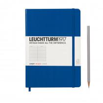 Leuchtturm1917 Notizbuch Medium (DIN A5) königsblau, liniert