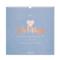"""Wandkalender 2021 """"Zuhause"""""""