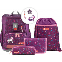 Schulrucksack Set Cloud Dreamy Unicorn