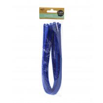 Chenilledraht 9 mm blau