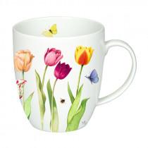 """Tasse """"Tulpen"""" Gartenliebe"""