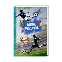 Freundebuch Meine Freunde - Fussball